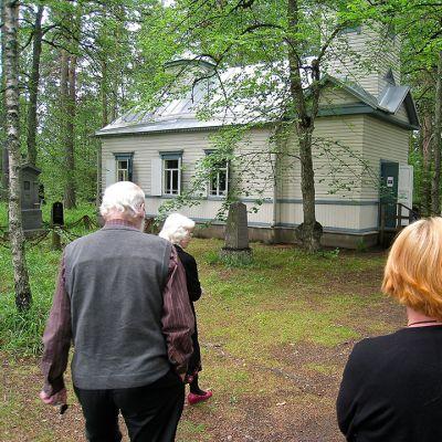 Ahveniston ortodoksinen kirkko Hämeenlinnassa