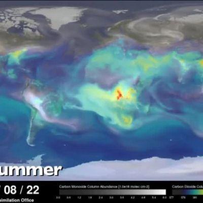 Uutisvideot: Hiilidioksidipäästöt keikkuvat ennätyksissä