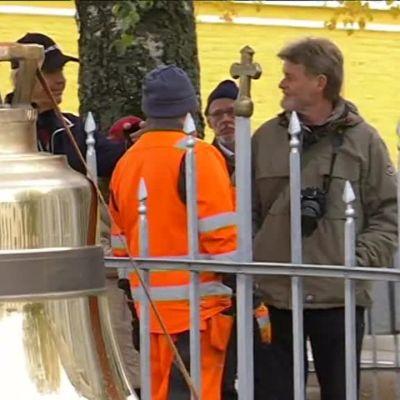 Yle Uutiset Kaakkois-Suomi: Suomen vanhin ortodoksikirkko soi nyt toisin