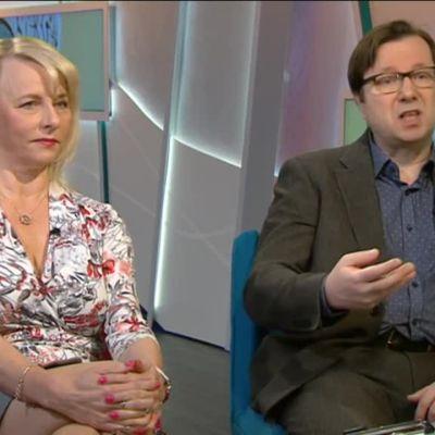 Ylen aamu-tv: Aivosairauksien hoidon tulevaisuus