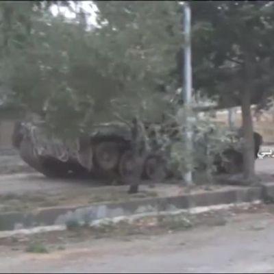 Uutisvideot: Tällaista on sota Aleppossa