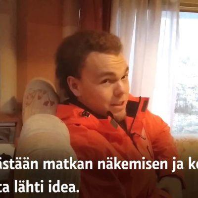 Yle Uutiset Häme: Maailma kutsuu Leevi Hautamäkeä