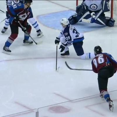 NHL huippuhetket: Rantaselle ensimmäinen NHL-maali