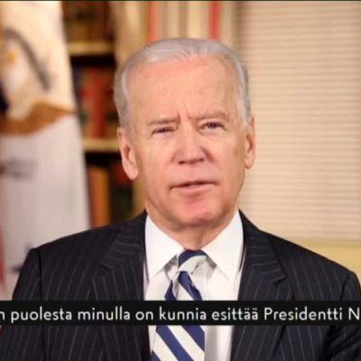 Uutisvideot: Yhdysvallat onnittelee 100-vuotiasta Suomea