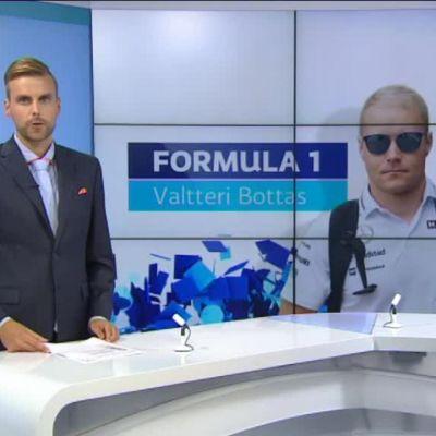 Urheilujuttuja: Bottas yhdistettiin vielä elokuussa siirtohuhuissa Renault-talliin