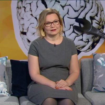 Ylen aamu-tv: Muista pitää huolta aivoistasi