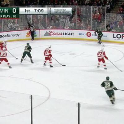 NHL: Mikko Koivu ja Mikael Granlund pisteillä Minnesotan voitossa