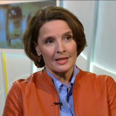 Ylen aamu-tv: Liikenne- ja viestintäministeri Anne Berner
