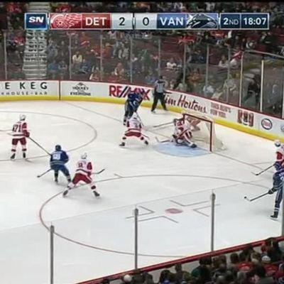 NHL: Markus Granlund onnistui maalinteossa