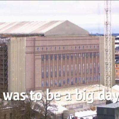 Parliament's big reveal