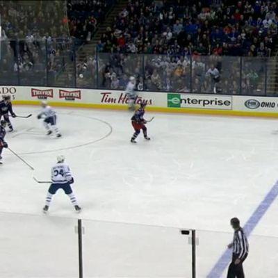 NHL: Auston Matthews yllätti Joonas Korpisalon
