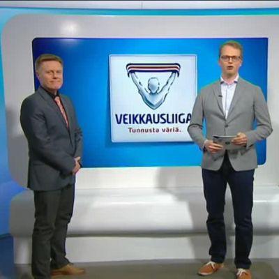 Urheilujuttuja: Veikkausliiga alkaa keskiviikkona - Urheiluruudussa laaja ennakointi