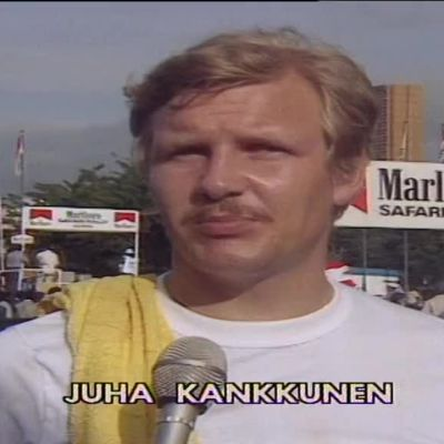 8. huhtikuuta 1985: Juha Kankkunen voittaa Safari-rallin