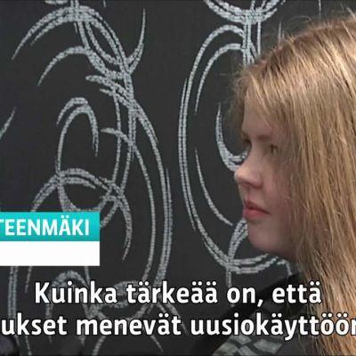 Yle Uutiset Lounais-Suomi: Omien hiusten lahjoittamiseen kannustava someilmiö leviää – myös nuoret tytöt haluavat osallistua