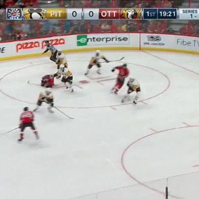 NHL: Ottawa jyräsi hallitsevan Stanley Cup -mestarin