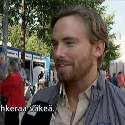 Uutisvideot: Ruotsalaiset kehuivat Suomea