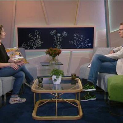 Ylen aamu-tv: Kasviarkeologia paljastaa: vadelma suomalaisten kestosuosikki