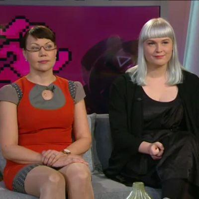 Ylen aamu-tv: Peliala tarvitsee lisää naisia
