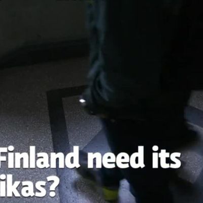 Yle News: Does Finland need its swastikas?