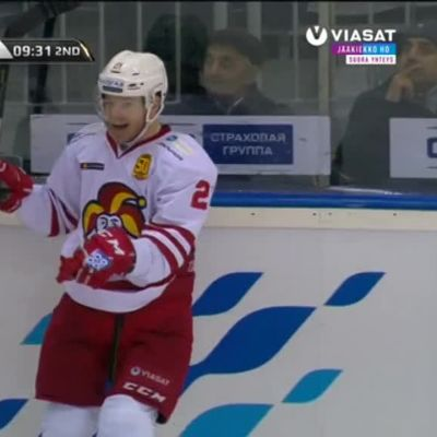KHL: Jokereille makea voitto Omskista