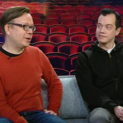Ylen aamu-tv: Kenen asialla kulttuurikriitikot ovat?