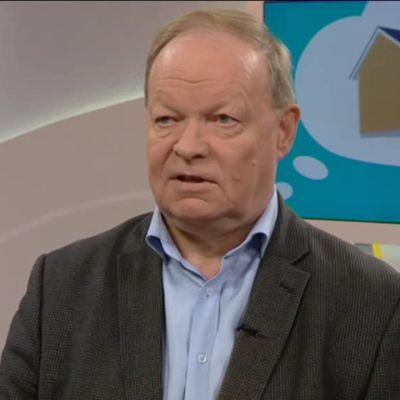 Ylen aamu-tv: Huonelämpötilan säätö talvella