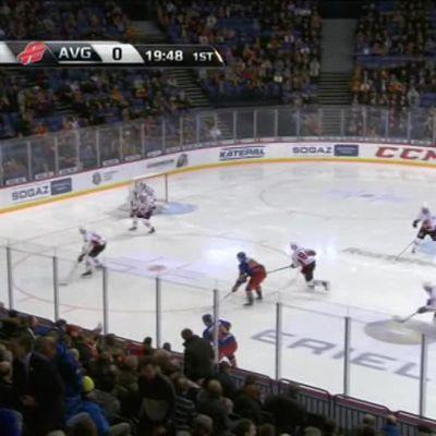 KHL: Jokerit nollasi Omskin kotonaan