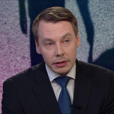 Ylen aamu-tv: Lapsiasiavaltuutettu Tuomas Kurttila