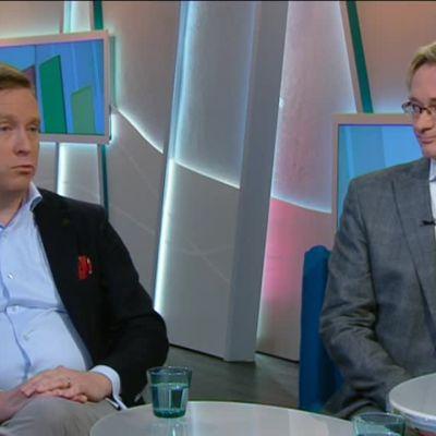 Ylen aamu-tv: Voiko presidentti Niinistön vielä haastaa?