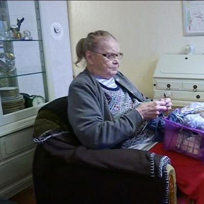 Yle Uutiset Pirkanmaa: Tampereella yli 90-vuotias vanhus käy taistelua oikeudestaan asua omassa kodissaan.