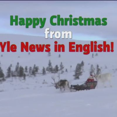 Uutisvideot: Watch: Santa sets off on Christmas journey from Finland