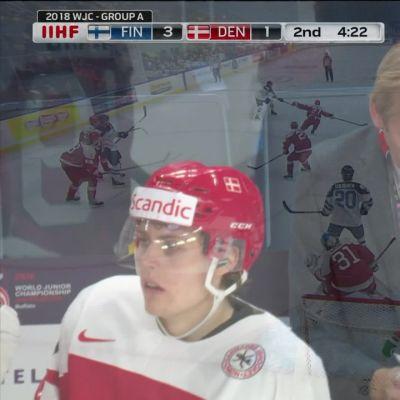 Välimäen tykki puhui, Suomi 3-1-johtoon