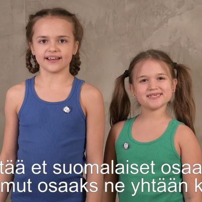 Korean olympialaiset: Lasten piinapenkissä - miten taipuu korea Suomen olympiaurheilijoilta?