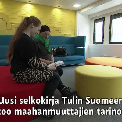 Yle Uutiset selkosuomeksi: Tulin Suomeen - maahanmuuttajien tarinoita uudesta kodista