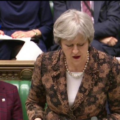 Uutisvideot: Britannian pääministeri May: Venäjä vakoojan myrkytyksen takana