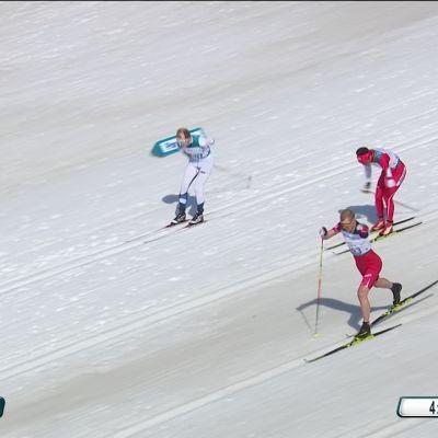 Korean paralympialaiset: Ilkka Tuomistolle jaettu pronssimitali