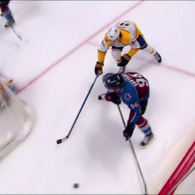 NHL: Mikko Rantaselle kauden 50:s syöttöpiste