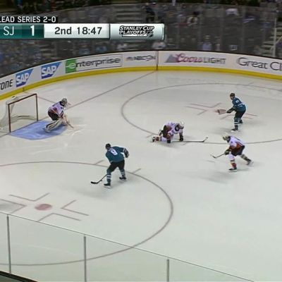 NHL: Joonas Donskoi pääsi tehoille San Josen maalikarkeloissa