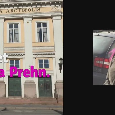 Yle News: Getting around Pori with Licia Prehn, who is blind