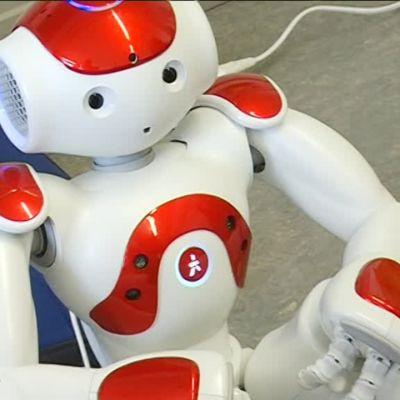 Robotit tulevat osaksi kouluopetusta