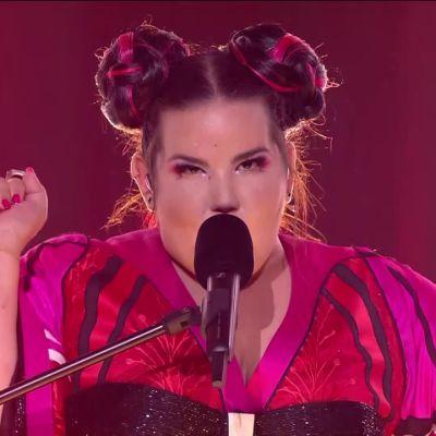 Israel voitti Euroviisut 2018: Netta ja TOY
