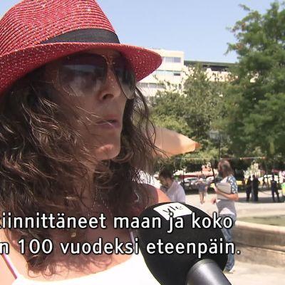 """Kreikan tukeminen loppuu, mutta maa on """"kiinnitetty sadaksi vuodeksi"""""""