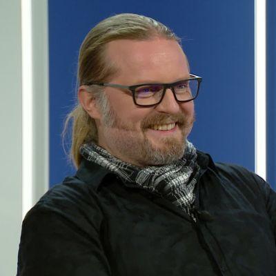 Kauhukirjalija Marko Hautala on nähnyt aaveen, vaikka ei usko yliluonnolliseen