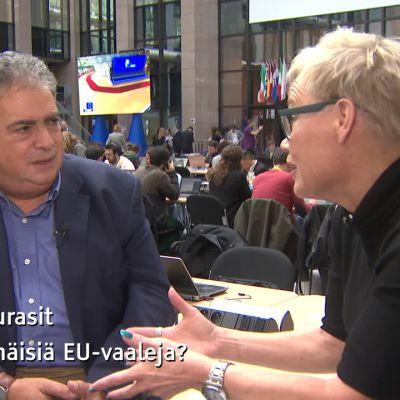 EU-konkaritoimittaja: Stubbilla ei mahdollisuuksia EU-komission johtoon