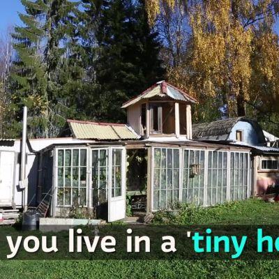Finland's tiny house movement