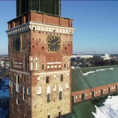 Turku juhlii syntymäpäiviään. 23.1.2019 tuli täyteen 790 vuotta