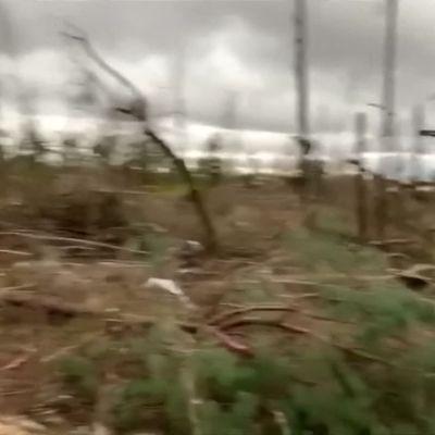 Tornadot tekivät tuhoa Yhdysvalloissa