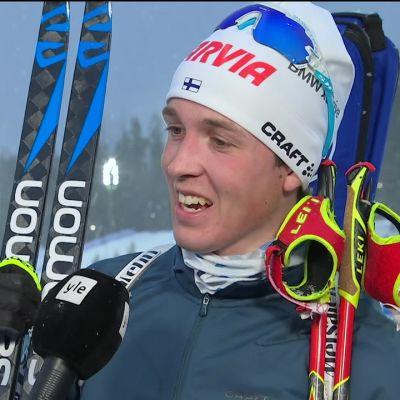 Tero Seppälä paljasti taustat hauskojen haastattelujen taustalla