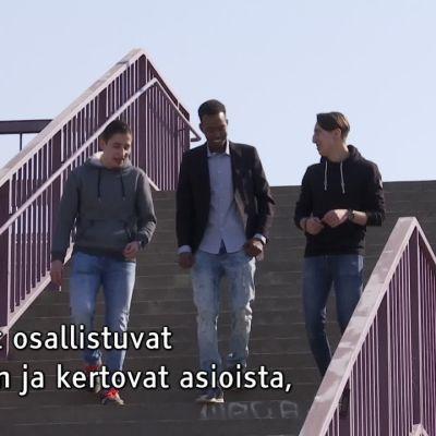 Yle Uutiset selkosuomeksi: Uutisluokan päivä 2019