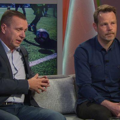 Rasismi jalkapallokentillä puhuttaa